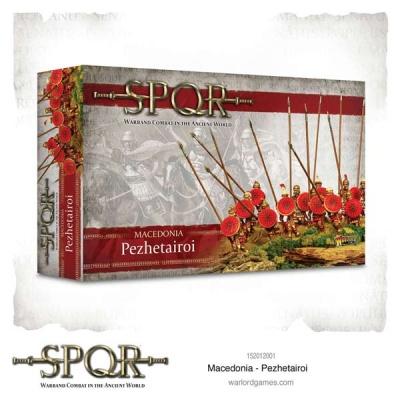 SPQR: Macedonia - Pezhetairoi