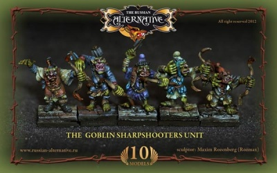 The Goblin Sharpshooters (10)