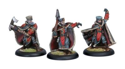Khador Greylords (3)