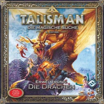 Talisman: Die Drachen - Erweiterung