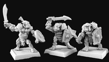 Lesser Orc Warrior (9)