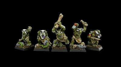 Drakskull's Menace Cannibals