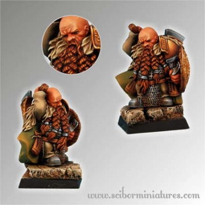 Dwarf Ducal Guard #7