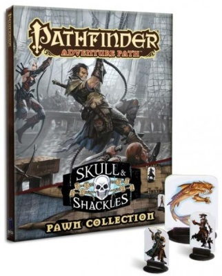 Pathfinder Pawns: Skull & Shackles