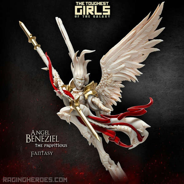New Angel Beneziel, the Propitious TR (Sisters - F)
