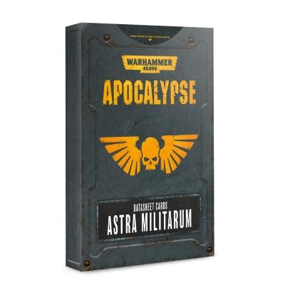 Apocalypse Datasheets: Astra Militarum ENGLISCH