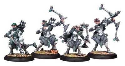 Retribution Stormfall Archer Unit (4 Models)