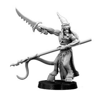 Scion of Woe Ash Priest