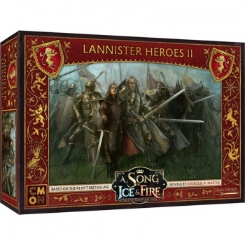 A Song Of Ice And Fire - Lannister Heroes #2 (ENG)