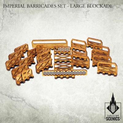 Imperial Barricade Set - Large Blockade