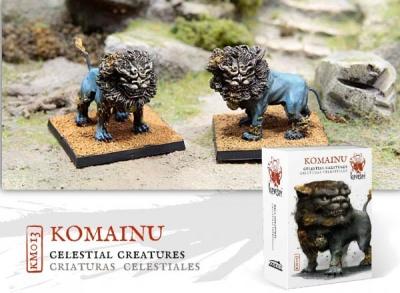 Komainu (2)