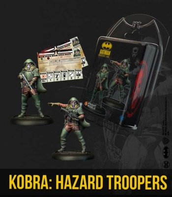 Kobra Hazard Troopers (2)