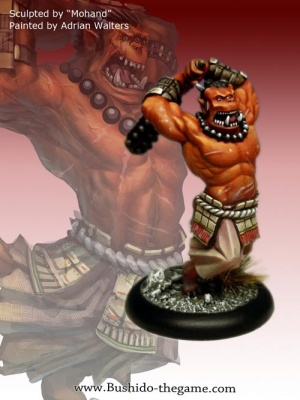 Kano (Lesser Oni)
