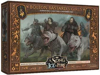 A Song of Ice & Fire: Mädchen des Bastards von Haus Bol (DE)