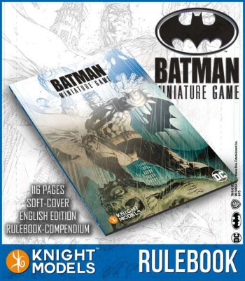 Batman Miniatures Game (2nd Edition)