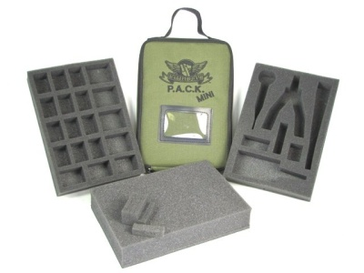 BATTLE FOAM P.A.C.K. Mini (OOP)