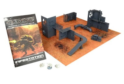 Deadzone: Infestation - Exham IV Expansion