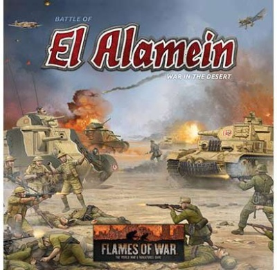 FOW El Alamein Box Set