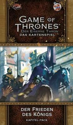 GoT Kartenspiel: 2. Ed. D - Der Frieden des Königs/Westeros3