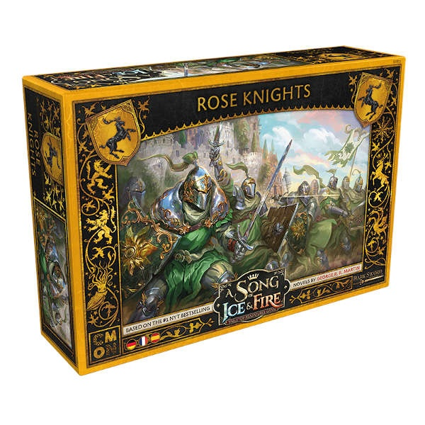 A Song of Ice & Fire - Rose Knights