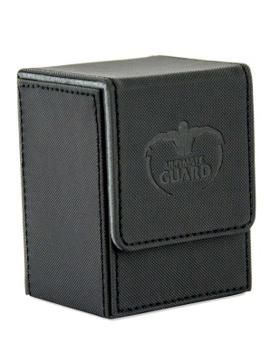 Ultimate Guard FlipDeck Case XenoSkin 80+ Schwarz