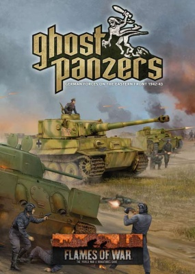 Ghost Panzers (German Forces on the Eastern Front 1942-43)