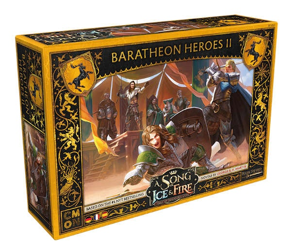 A Song of Ice & Fire - Baratheon Heroes #2