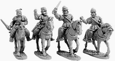 Northern Thracian Nobles (random 4 of 4 designs)
