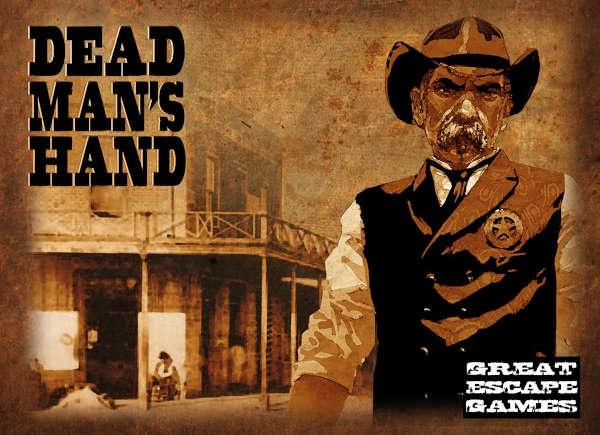 Dead Man's Hand 2 Spieler Starter Set