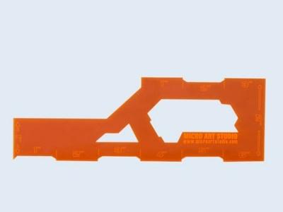 Assault Template #2 Orange (1) (OOP)