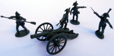 28mm French Napoleonic Artillery 1804 to 1812