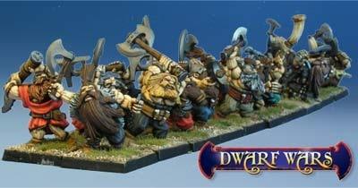Dwarf Axe Regiment (10)
