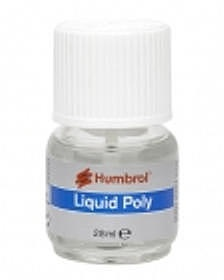 Humbrol Liquid Poly Plastikkleber mit Pinsel (28ml)