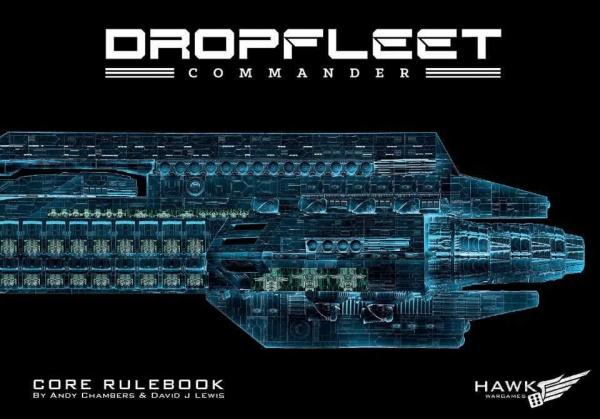 Dropfleet Commander Rulebook