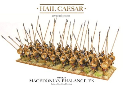 Macedonian Phalangites (40)