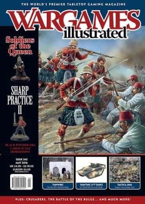 Wargames Illustrated Nr 343