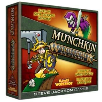 Munchkin Warhammer Age of Sigmar - EN