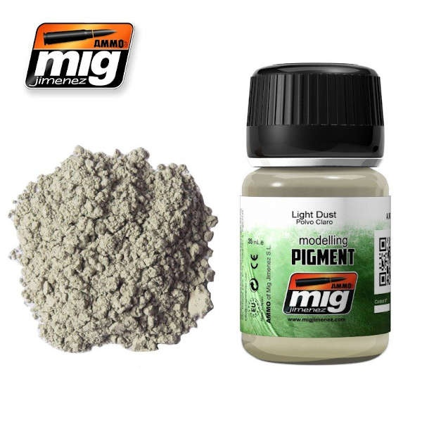 Light Dust Pigment (35ml)