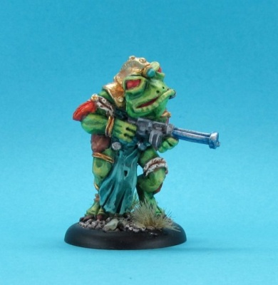 Phrogg Trooper #2 advancing