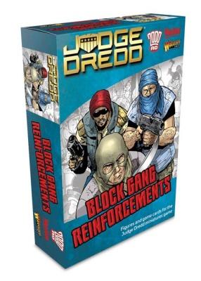 Dredd: Block Gang reinforcements (3)