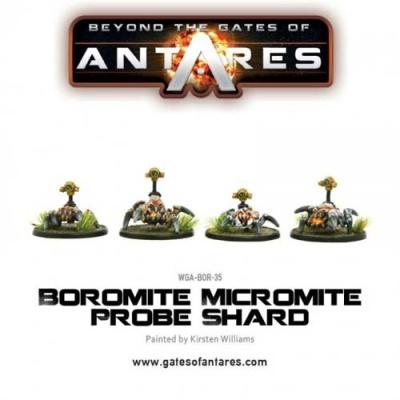 Boromite Micromite probe shard (4)