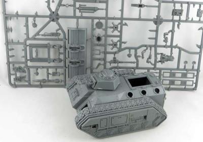 WH40K: Astra Militarum Hellhound