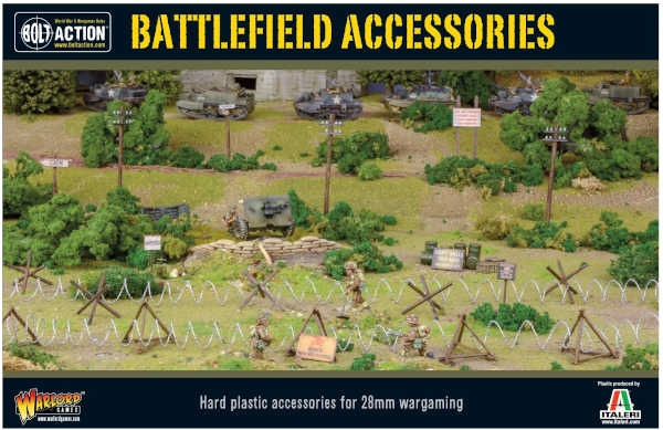 Battlefield Accessories