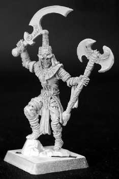 Khufu, Warlord Mummy