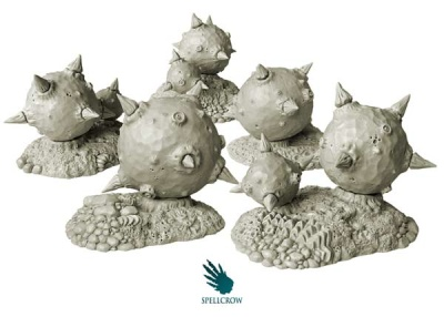 Tathea Cactus Colony