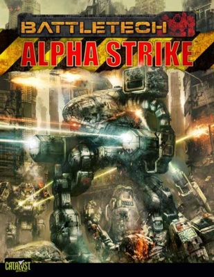 BattleTech Alpha Strike (deutsch)