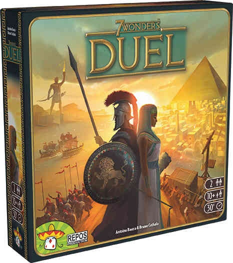 7 Wonders Duel - Grundspiel