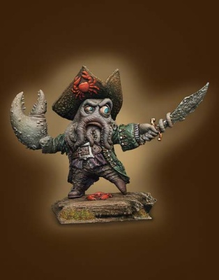 Pirates: Captain Davy Big Claw