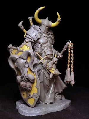 Kraksus, Black Sun Champion