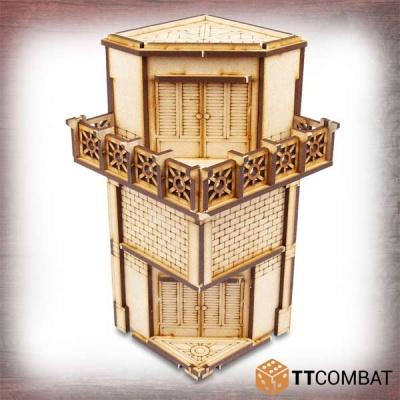 Modular Villetta Balcone Gratiosa